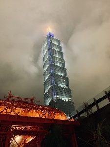 Mobilité à Taïwan